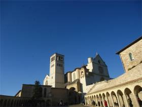 Assisi, Basilica San Francesco