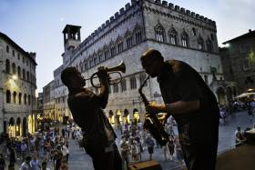 Umbria Jazz Festival. Photo: Steve McCurry