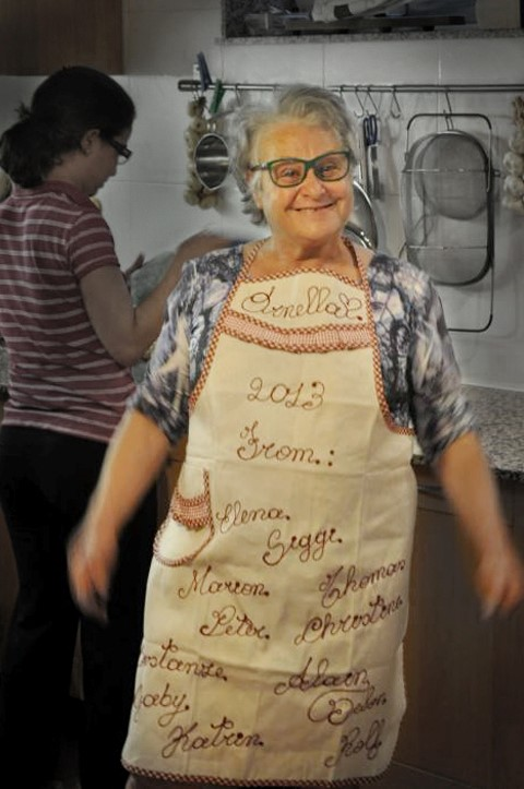 Mamma Ornella. Photo: Rogaia